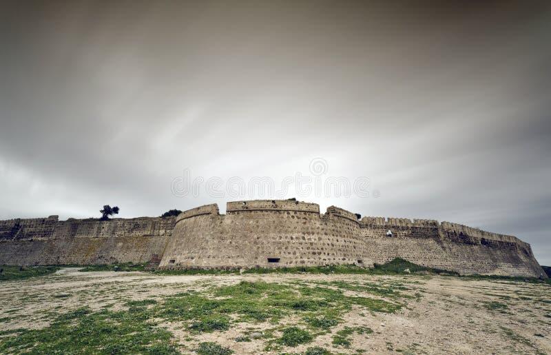 Κάστρο Antimachias στοκ φωτογραφία με δικαίωμα ελεύθερης χρήσης