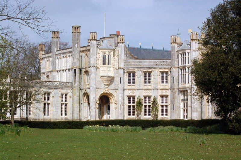 κάστρο Dorset highcliff στοκ φωτογραφίες