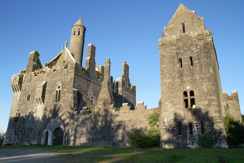 κάστρο dromore στοκ εικόνες με δικαίωμα ελεύθερης χρήσης