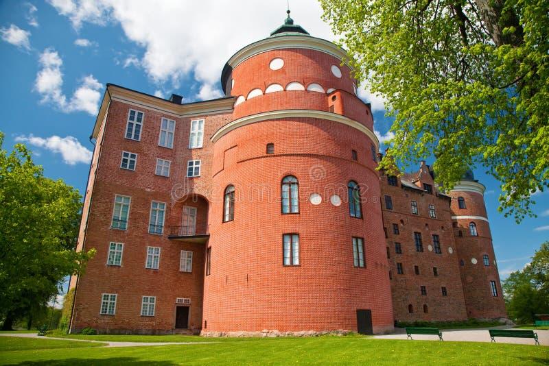 κάστρο gripsholm στοκ εικόνες