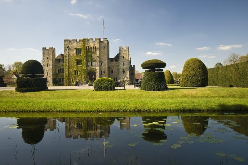 κάστρο hever στοκ εικόνα