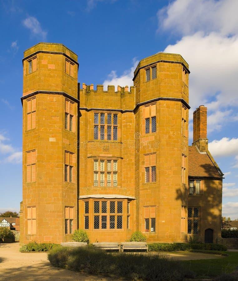 κάστρο kenilworth στοκ εικόνα