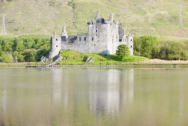 κάστρο kilchurn στοκ φωτογραφία με δικαίωμα ελεύθερης χρήσης
