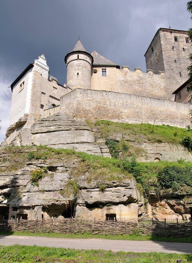 κάστρο kost στοκ εικόνες με δικαίωμα ελεύθερης χρήσης