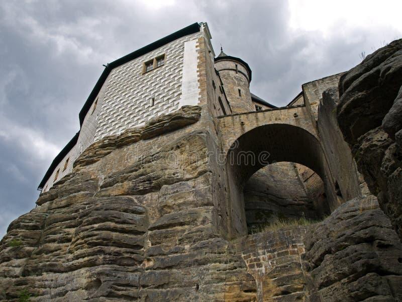 κάστρο kost στοκ φωτογραφία με δικαίωμα ελεύθερης χρήσης