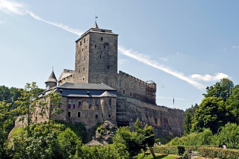 Κάστρο Kost στοκ εικόνα με δικαίωμα ελεύθερης χρήσης