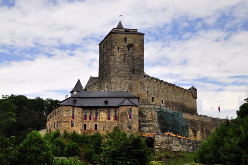 κάστρο kost στοκ εικόνα