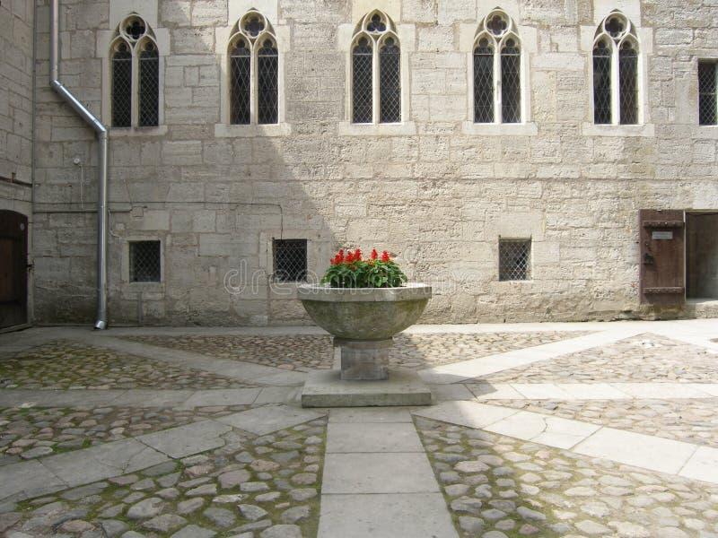 κάστρο kuresaare στοκ φωτογραφία με δικαίωμα ελεύθερης χρήσης