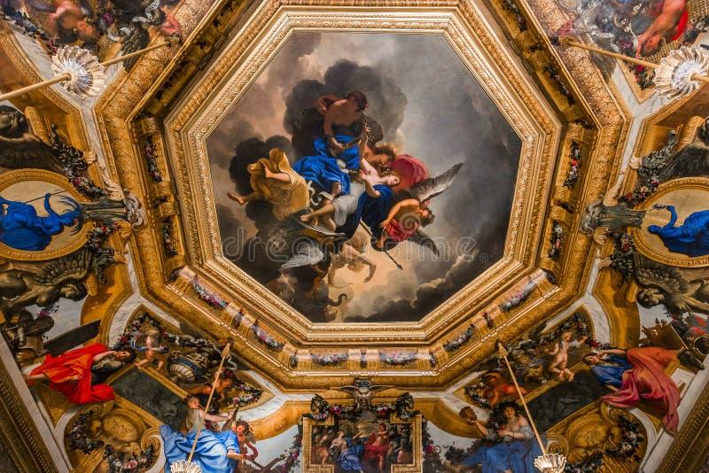 Κάστρο LE vicomte Vaux, Maincy, Γαλλία στοκ φωτογραφίες
