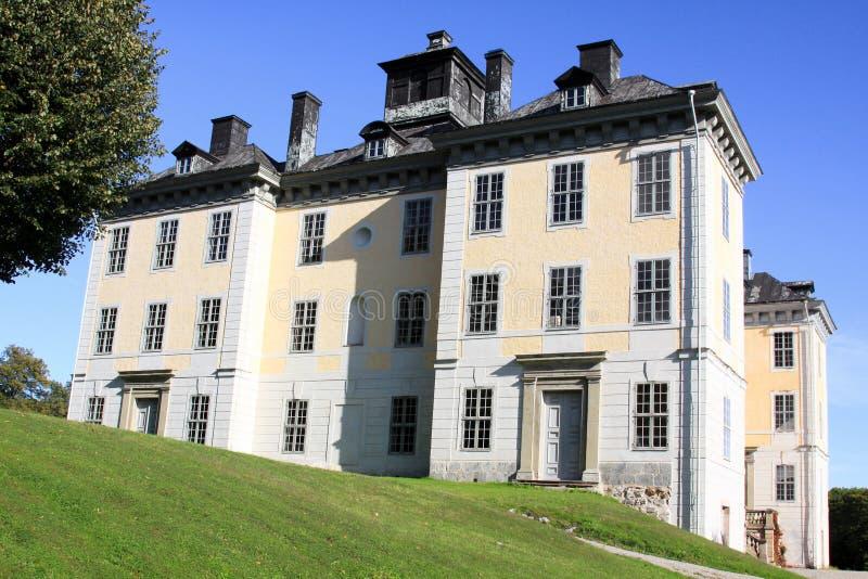 κάστρο malsaker στοκ εικόνες με δικαίωμα ελεύθερης χρήσης