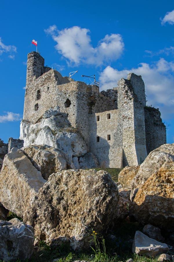 Κάστρο Mirow στοκ εικόνα με δικαίωμα ελεύθερης χρήσης