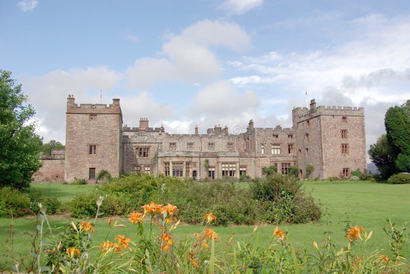 κάστρο muncaster στοκ εικόνες με δικαίωμα ελεύθερης χρήσης