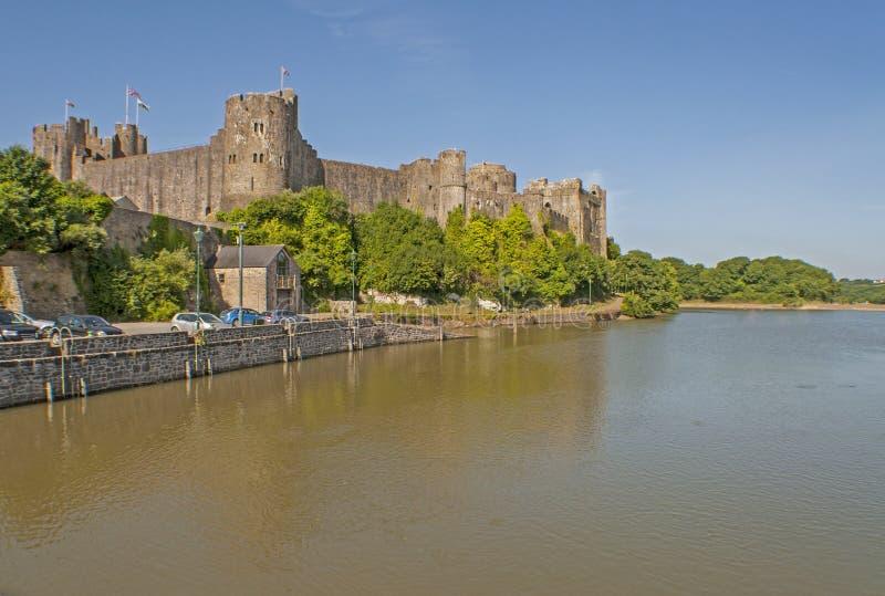 Κάστρο 1 Pembroke στοκ εικόνα με δικαίωμα ελεύθερης χρήσης