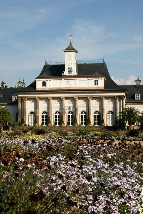 κάστρο pillnitz στοκ εικόνα με δικαίωμα ελεύθερης χρήσης