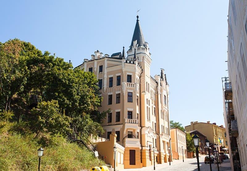 Κάστρο Richard στοκ εικόνα
