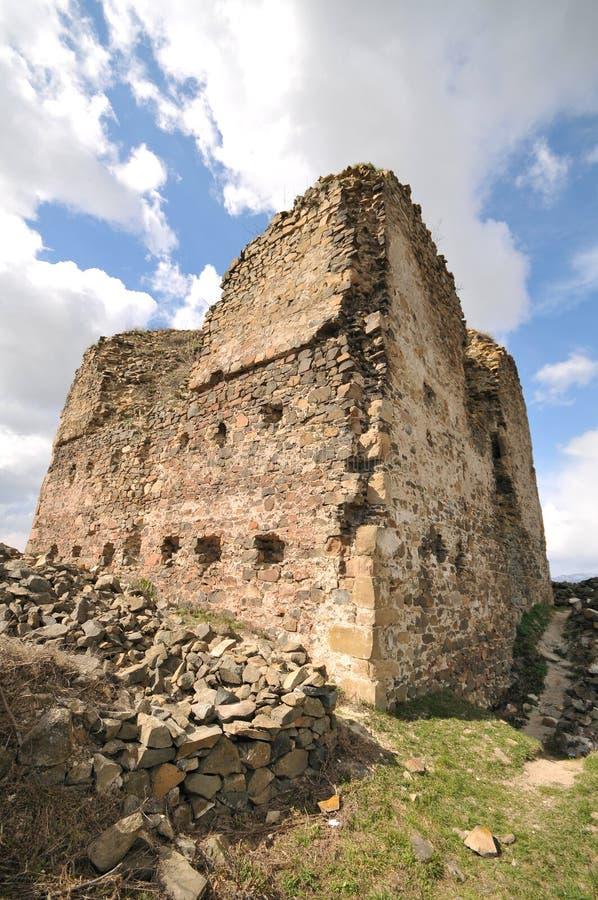 Κάστρο Saris στοκ εικόνες