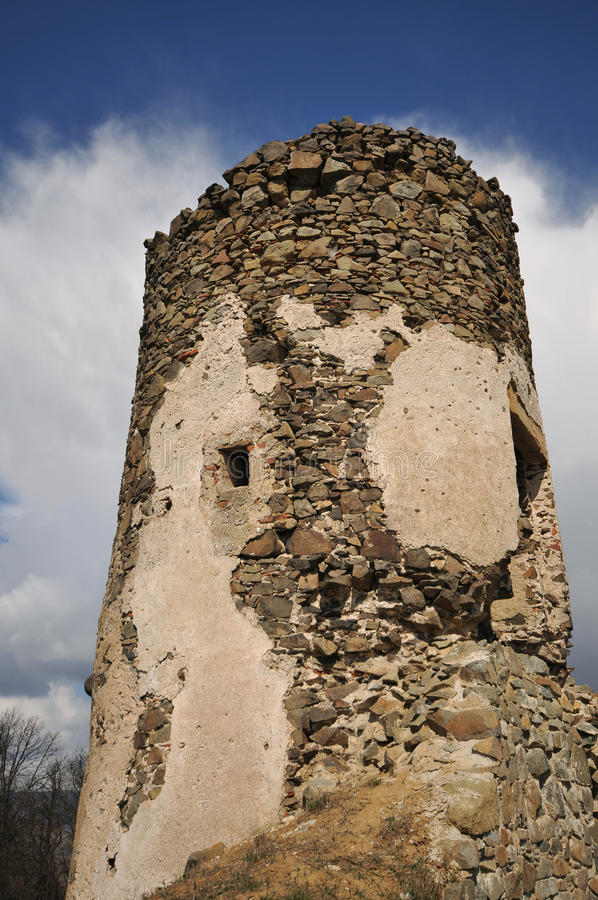 Κάστρο Saris στοκ φωτογραφίες με δικαίωμα ελεύθερης χρήσης