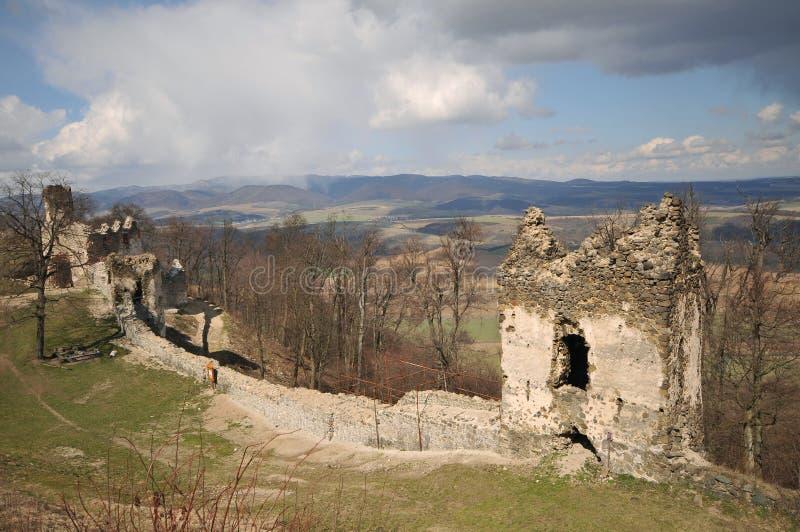 Κάστρο Saris στοκ φωτογραφία με δικαίωμα ελεύθερης χρήσης