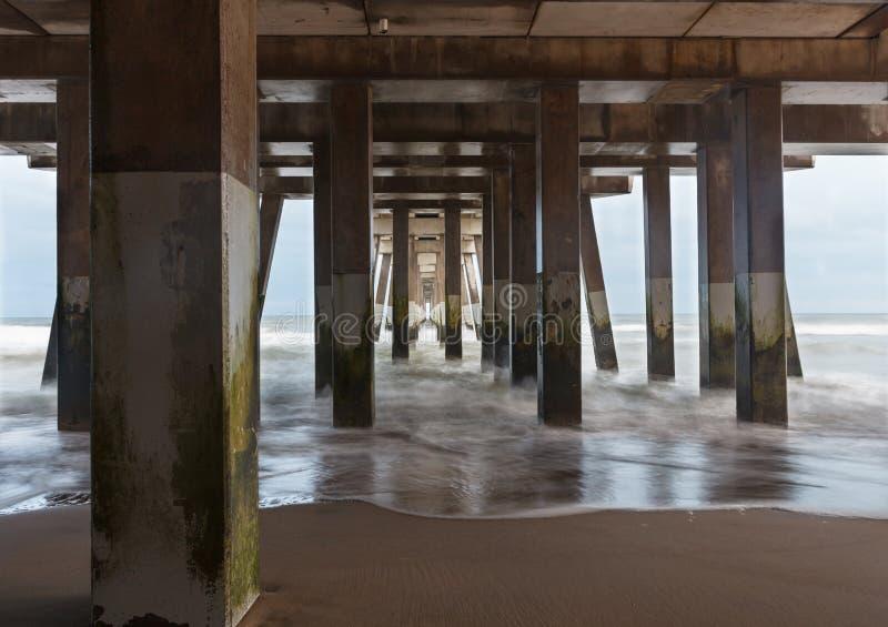 Κάτω από την επικεφαλής βόρεια Καρολίνα Nags θαλασσίων περίπατων στοκ φωτογραφία