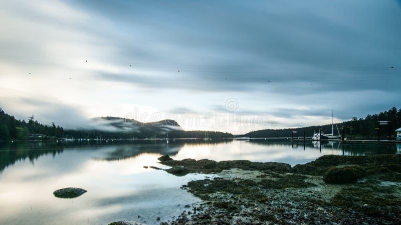 Κάλυψη στον ουρανό στοκ φωτογραφίες με δικαίωμα ελεύθερης χρήσης