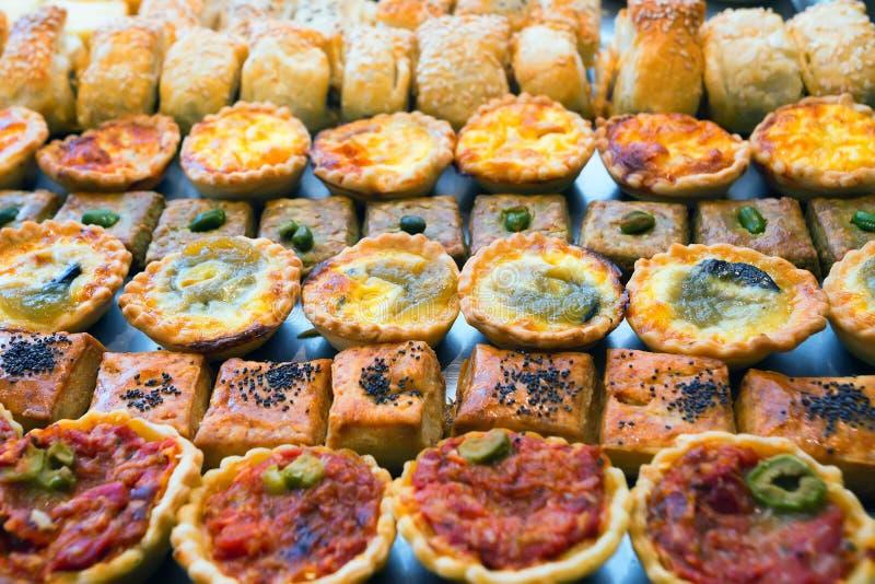 Κέικ, βιομηχανία ζαχαρωδών προϊόντων και αρτοποιείο στοκ εικόνα