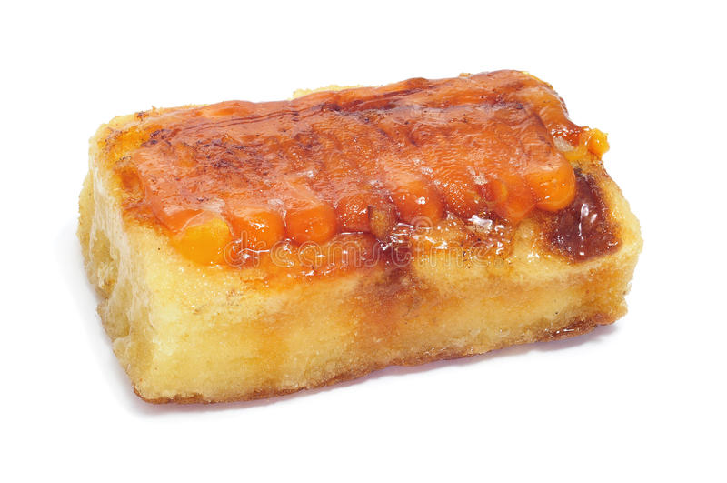 κέικ Ισπανία borracho χαρακτηρισ&ta στοκ φωτογραφία με δικαίωμα ελεύθερης χρήσης