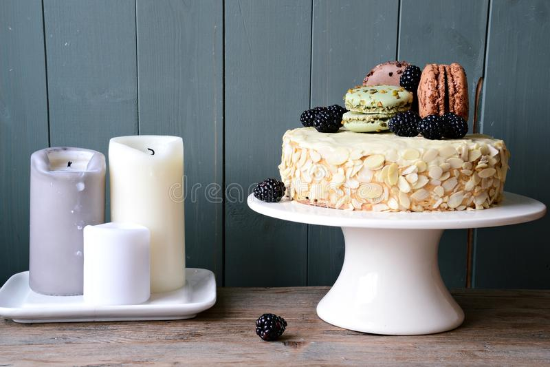 Κέικ στοκ εικόνες