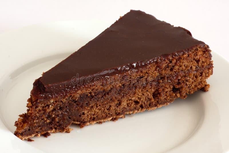 κέικ sacher στοκ εικόνα με δικαίωμα ελεύθερης χρήσης