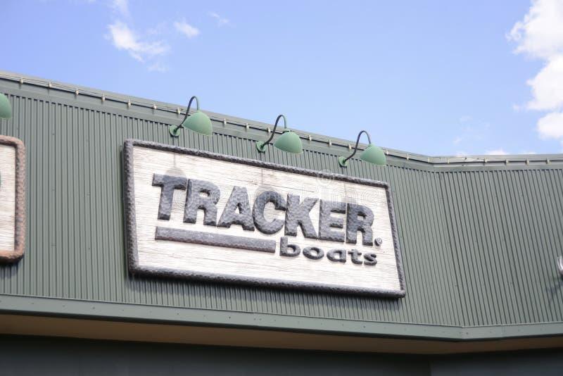 Κέντρο βαρκών ιχνηλατών στα βαθιά υπέρ καταστήματα, Μέμφιδα, TN στοκ φωτογραφία με δικαίωμα ελεύθερης χρήσης