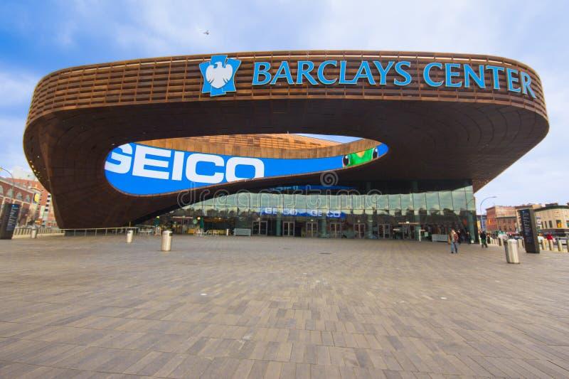 Κέντρο Μπρούκλιν της Barclays στοκ φωτογραφία με δικαίωμα ελεύθερης χρήσης