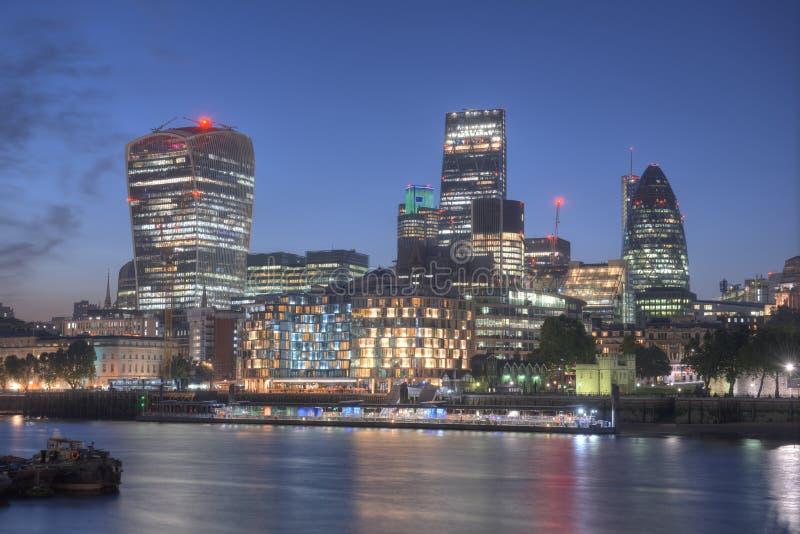 Κέντρο πόλεων του Λονδίνου, Ηνωμένο Βασίλειο στοκ φωτογραφία