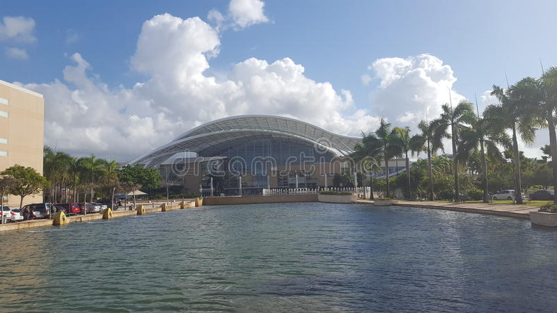 Κέντρο Συνθηκών του Πουέρτο Ρίκο στοκ εικόνες