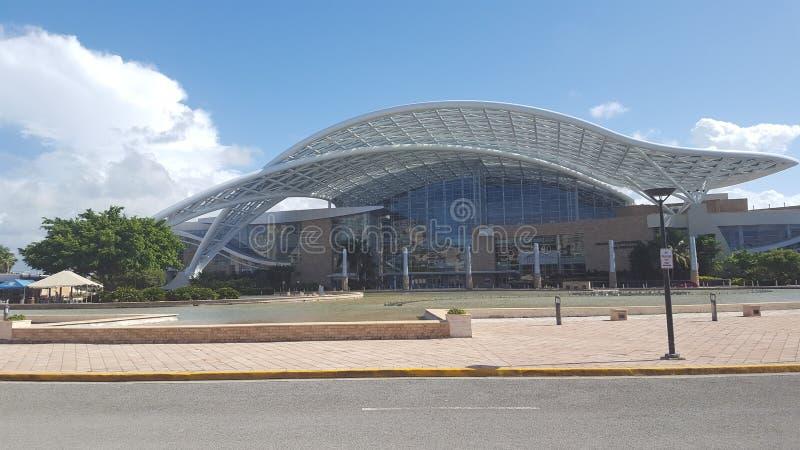 Κέντρο Συνθηκών του Πουέρτο Ρίκο στοκ φωτογραφία με δικαίωμα ελεύθερης χρήσης