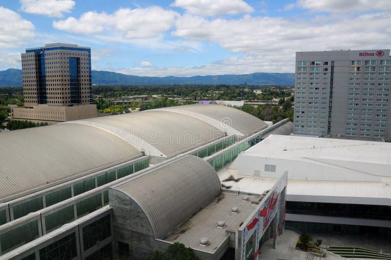 Κέντρο Συνθηκών του San Jose στοκ φωτογραφία με δικαίωμα ελεύθερης χρήσης