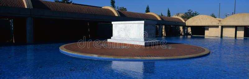 Κέντρο του Μάρτιν Λούθερ Κινγκ, Ατλάντα, GA στοκ εικόνες με δικαίωμα ελεύθερης χρήσης