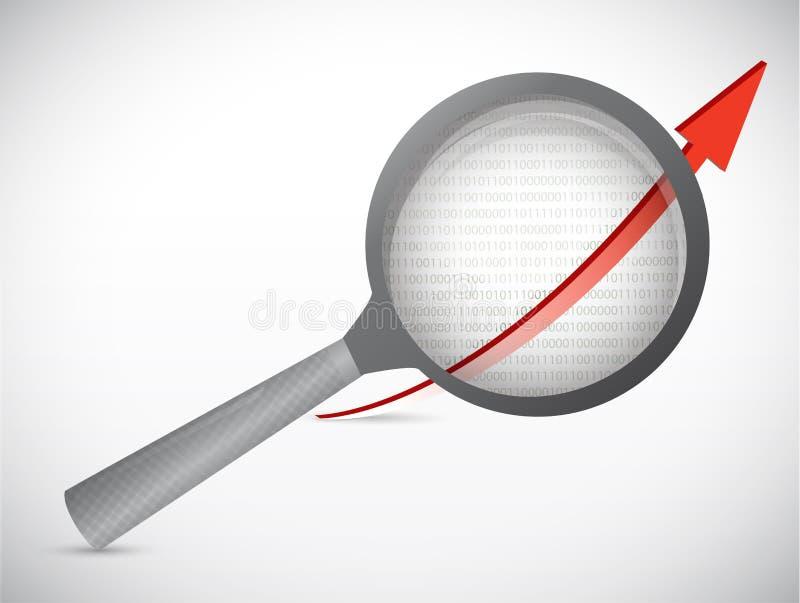Κέρδη υπό αναθεώρηση. ενισχύστε το σχέδιο απεικόνισης απεικόνιση αποθεμάτων