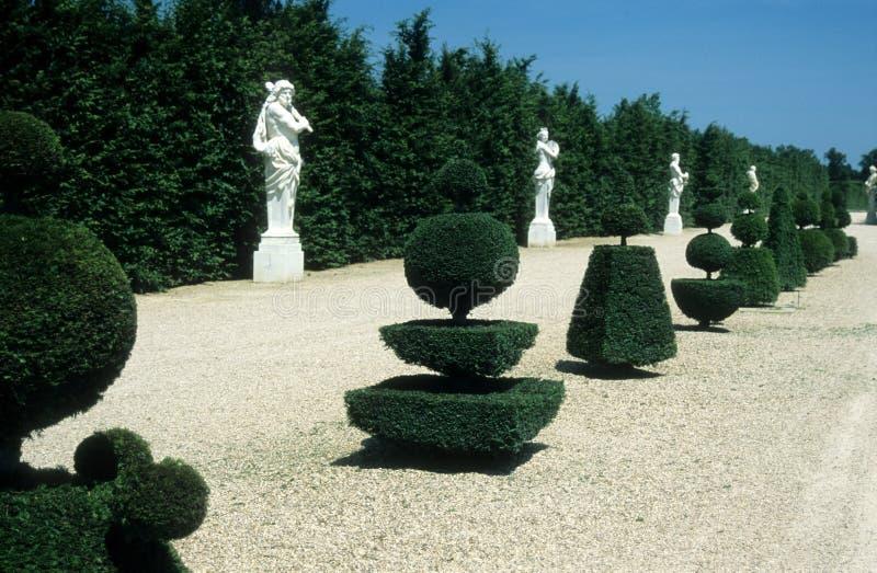 κήποι Βερσαλλίες στοκ φωτογραφίες με δικαίωμα ελεύθερης χρήσης