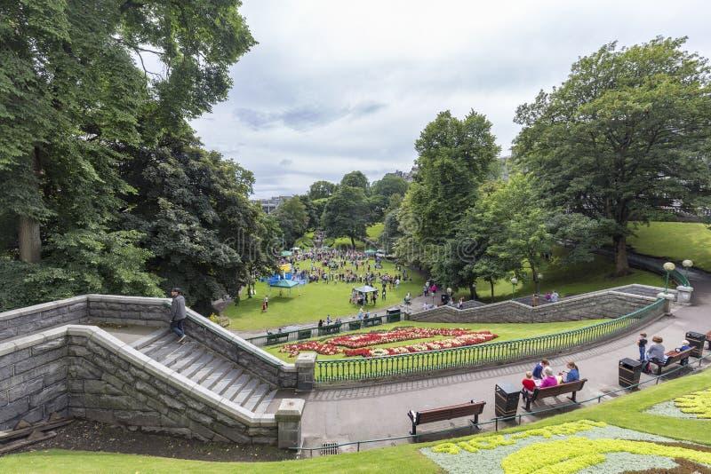 Κήποι πεζουλιών ένωσης στοκ φωτογραφίες με δικαίωμα ελεύθερης χρήσης