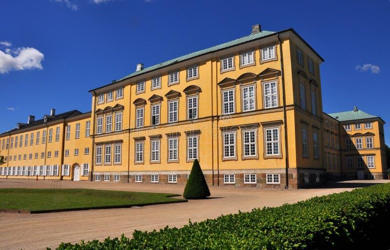 Κήποι του παλατιού Frederiksberg, Κοπεγχάγη στοκ φωτογραφίες