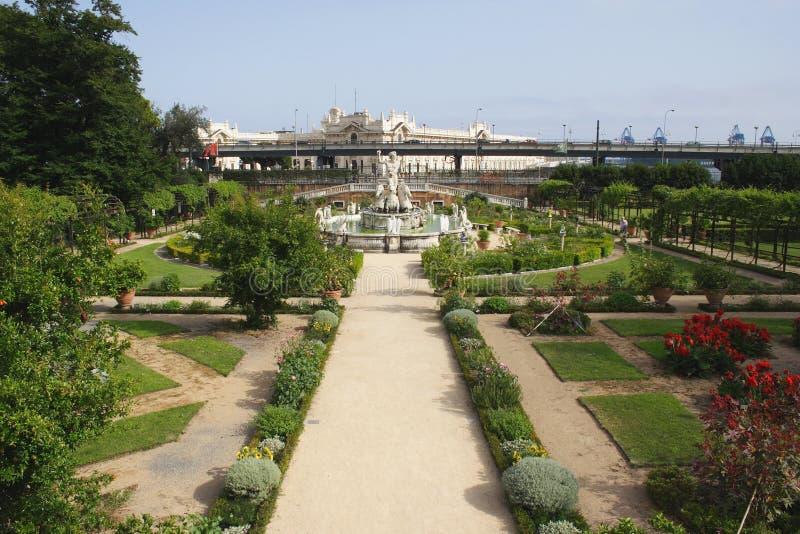 Κήποι του πρίγκηπα στοκ φωτογραφία με δικαίωμα ελεύθερης χρήσης