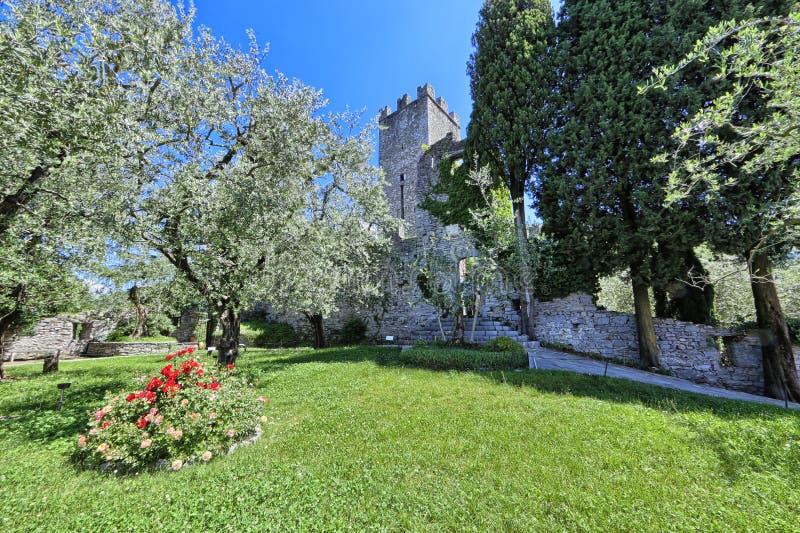 Κήποι του Castle στοκ φωτογραφίες