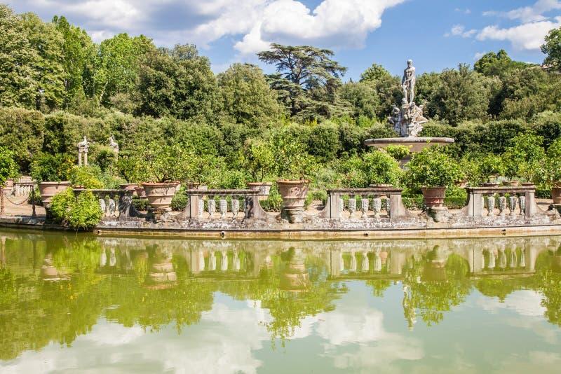 Κήποι Boboli στοκ εικόνα