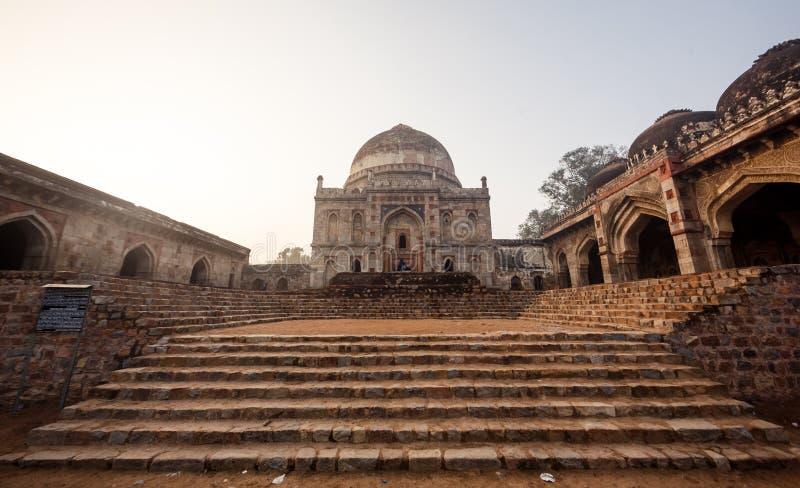 Κήποι Lodi στο Δελχί, Ινδία στοκ εικόνα με δικαίωμα ελεύθερης χρήσης