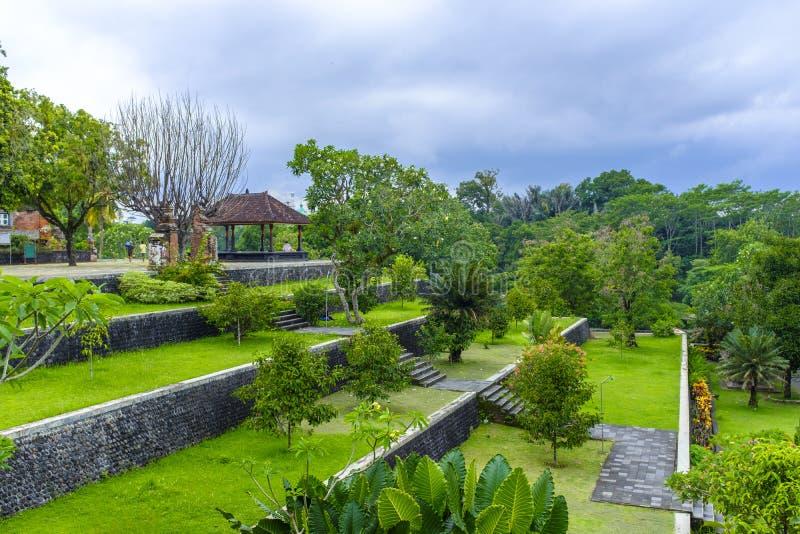 Κήποι Narmada Taman στοκ φωτογραφία με δικαίωμα ελεύθερης χρήσης