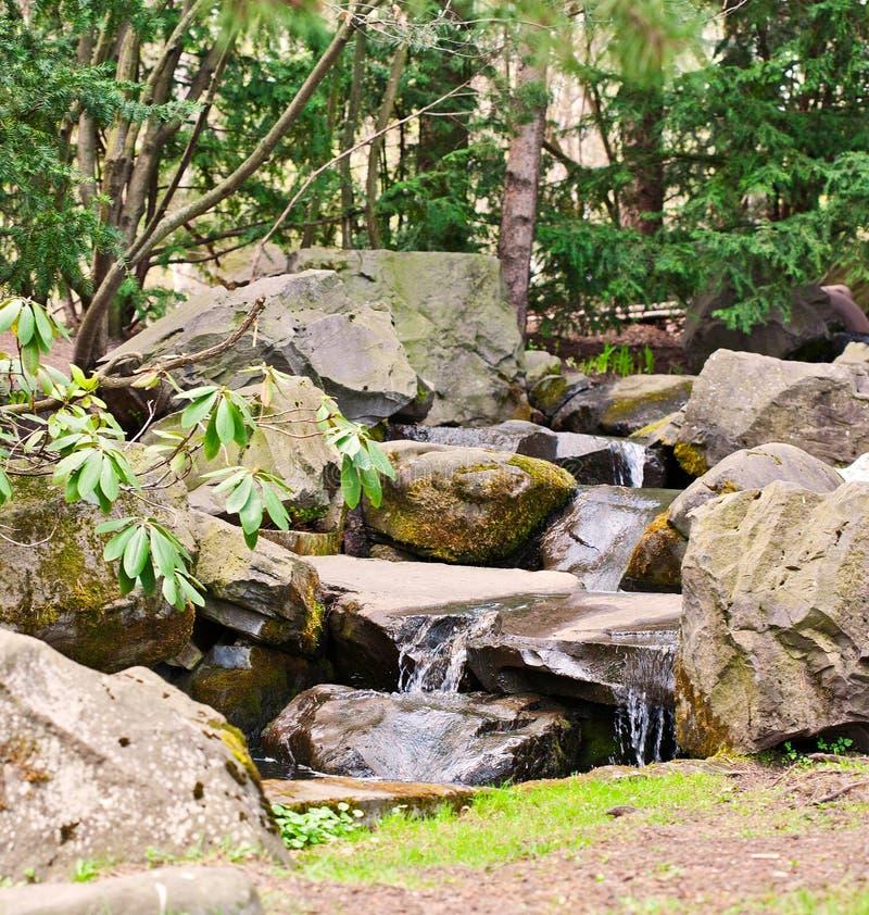 κήπος ιαπωνικά γωνιών στοκ εικόνες