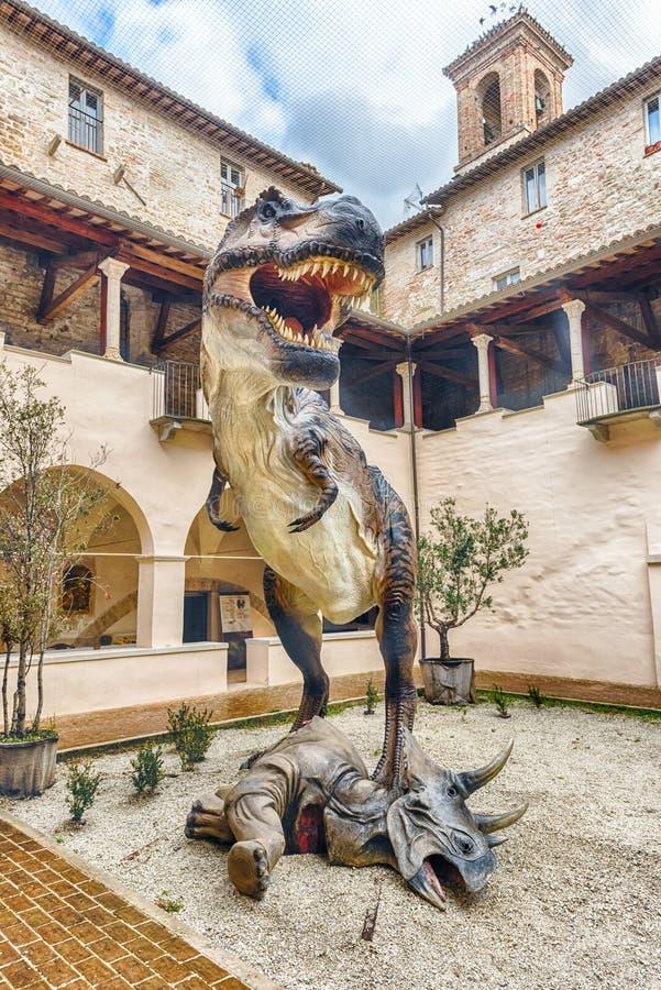 Κήπος στο Castle Montjuic, Βαρκελώνη, Καταλωνία, Ισπανία στοκ φωτογραφία με δικαίωμα ελεύθερης χρήσης