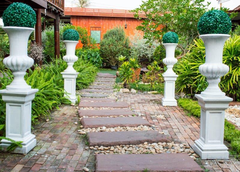 κήπος της Ντάρμσταντ στοκ φωτογραφίες με δικαίωμα ελεύθερης χρήσης