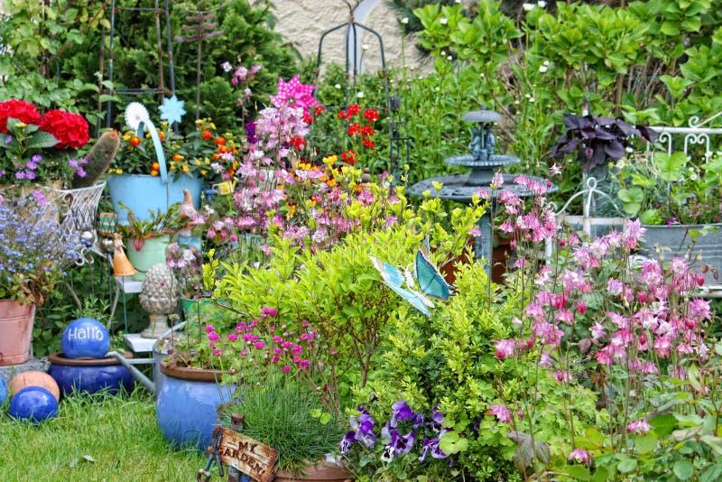 Κήπος στοκ εικόνα με δικαίωμα ελεύθερης χρήσης