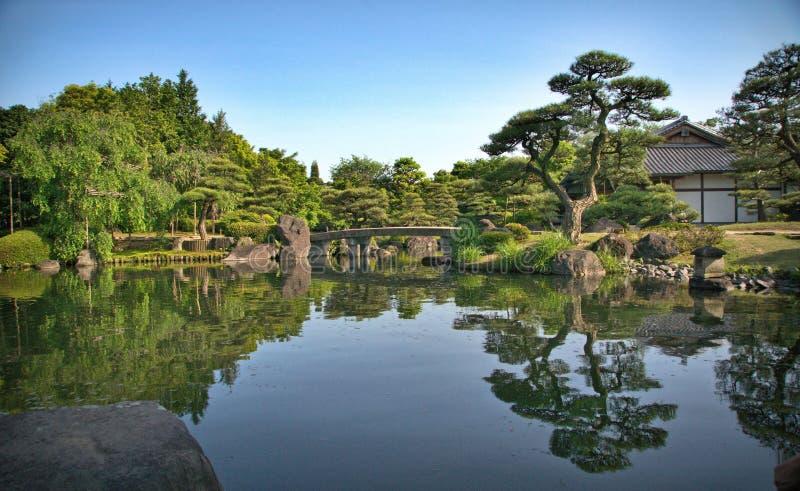 Κήπος Kokoen στοκ φωτογραφία με δικαίωμα ελεύθερης χρήσης