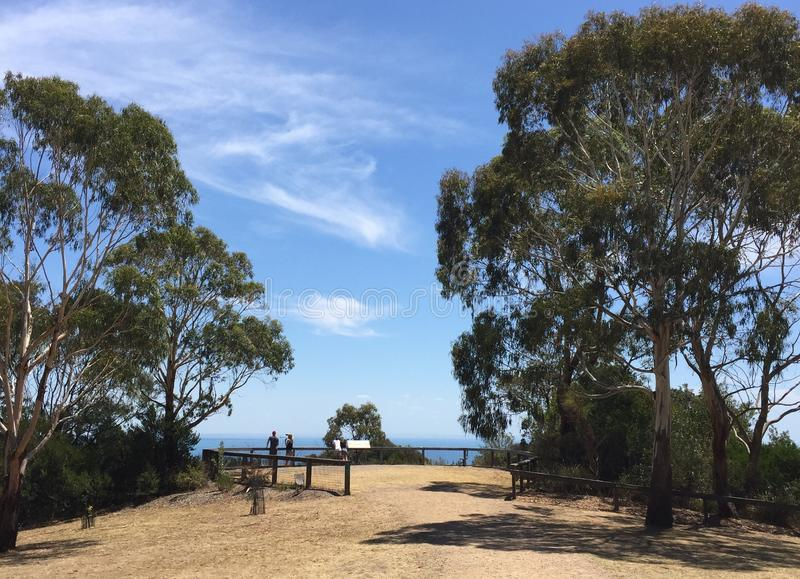 Κήπος Seawinds στοκ φωτογραφίες με δικαίωμα ελεύθερης χρήσης